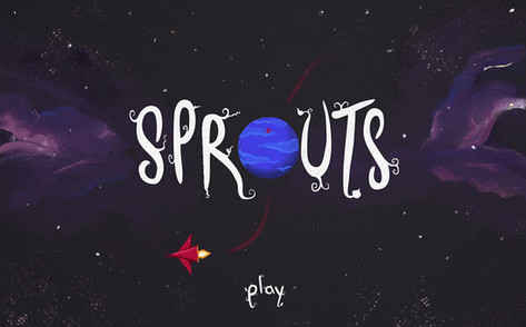 Sprouts Start Screen