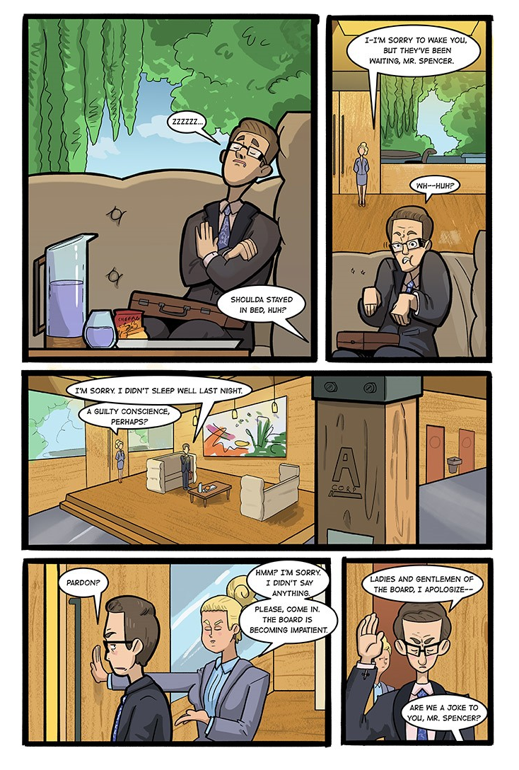 DreamSpace Issue #1, pg 8