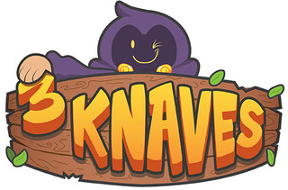 3 Knaves Logo for Wandering Monster Studios