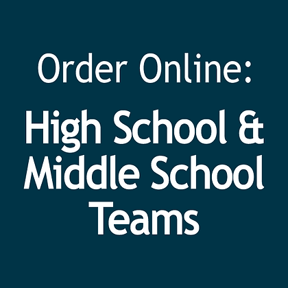 High School & Middle School Teams