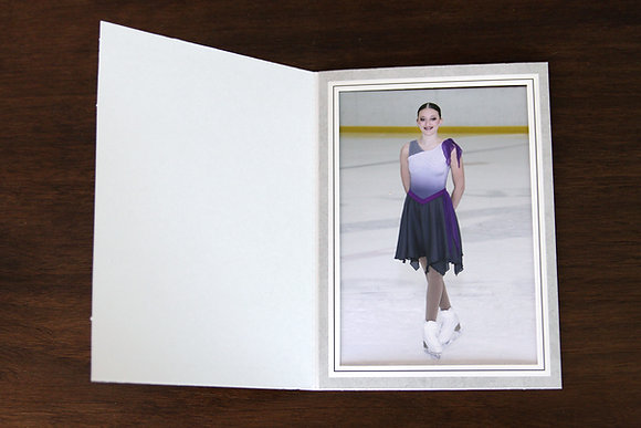 "1 5x7"" Individual Photo in Folder"