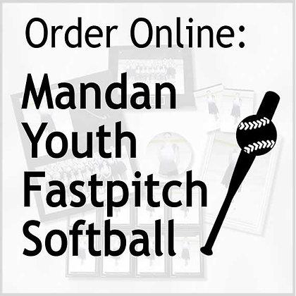 Mandan Youth Fastpitch Softball