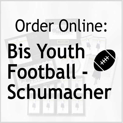 Bismarck Youth Football League - Schumacher Division