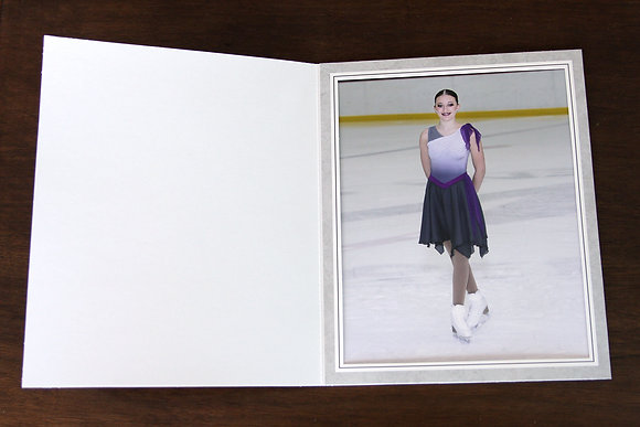 "1 8x10"" Individual Photo in Folder"