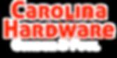 Carolina Hardware Logo 2019.png