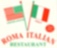 Roma Italian Restaurant logo.png