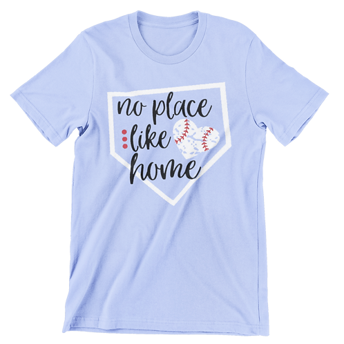 NO PLACE LIKE HOME TEE