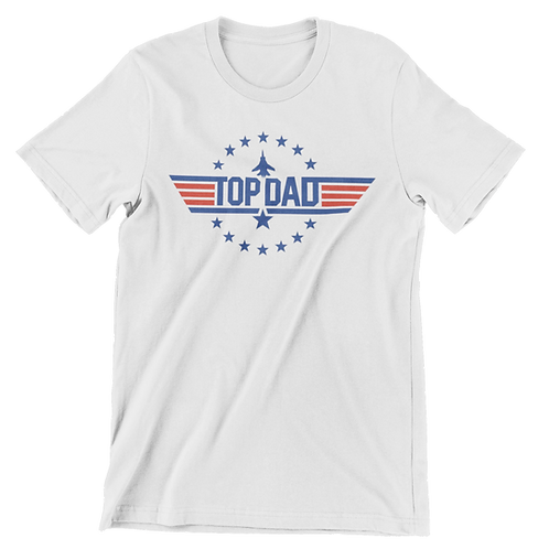 TOP DAD TEE (VERSION 2)