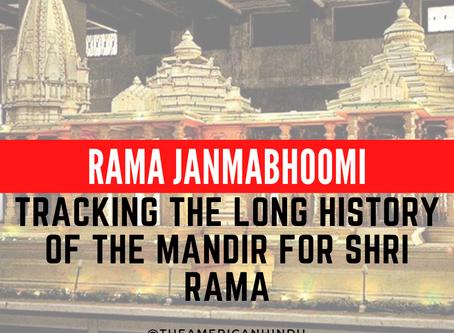 The Rama Janmabhoomi Rundown