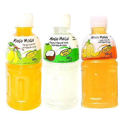 MOGU Mango/Coconut/Pineapple 320ml*6