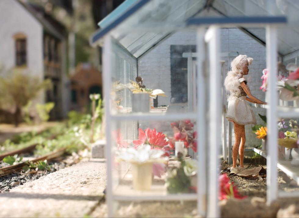 Ian's Miiature Village series