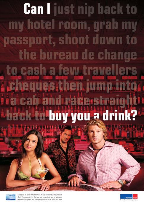 Travelex Advertising Campaign