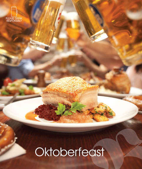 Bavarian Advertising Campaign