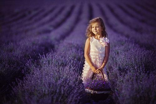 Lavender Shoot - 10am