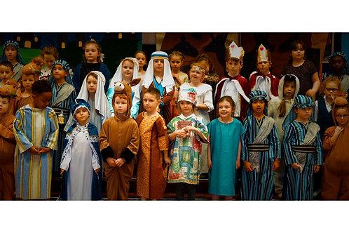 HD Nativity - St Bernadette Catholic Primary School