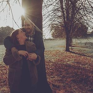 Lauren & Daniel's Pre Wedding Shoot
