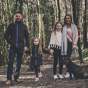 The Hawkins Family Shoot