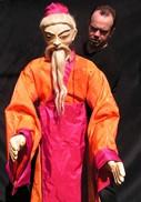Marionnette Portée