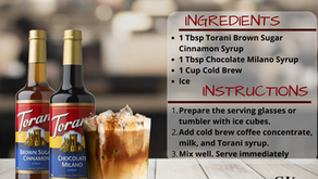Mexican Chocolate Cold Brew