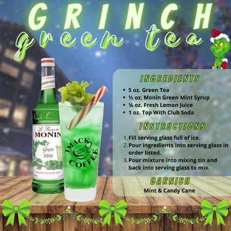 Grinch Green Tea