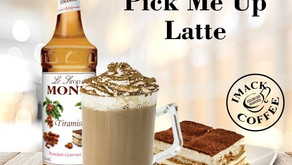 Pick Me Up Latte