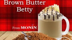 Apple Brown Butter Betty