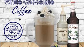 Blueberry White Chocolate Coffee