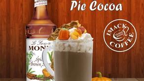 Spiced Pumpkin Pie Cocoa