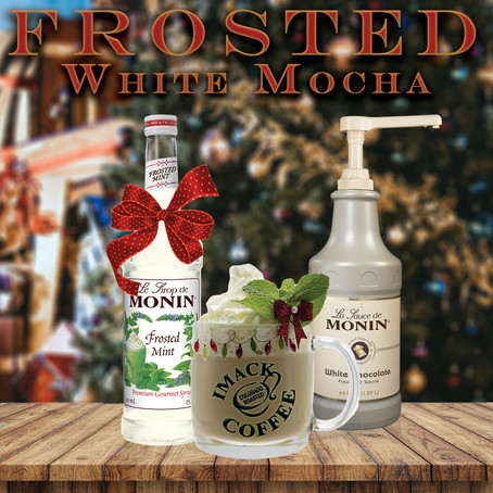 Frosted White Mocha