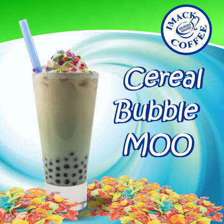 Cereal Bubble Moo