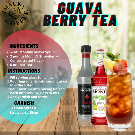 Guava Berry Tea
