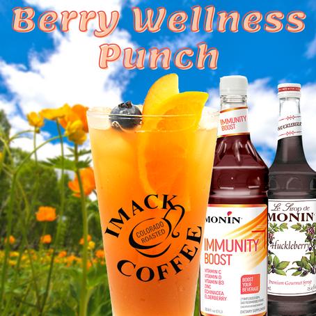 Berry Wellness Punch