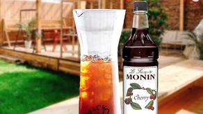 Cherry Black Iced Tea