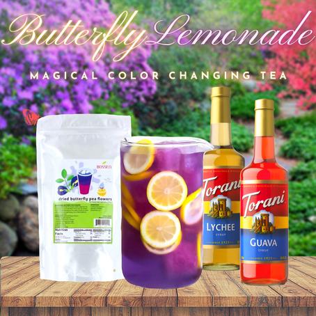 Butterfly Lemonade