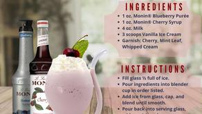 Cherry Berry Milkshake
