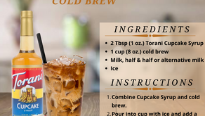 Cake Batter Cold Brew
