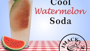 Cool Watermelon Soda