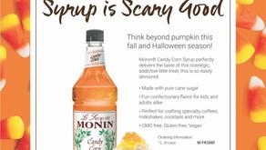 Monin Candy Corn Syrup