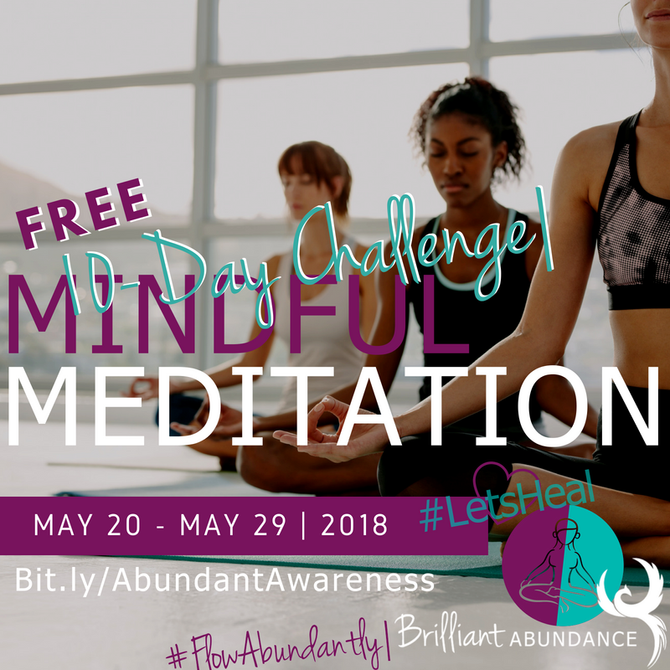 Free 10 Day Meditation for Women