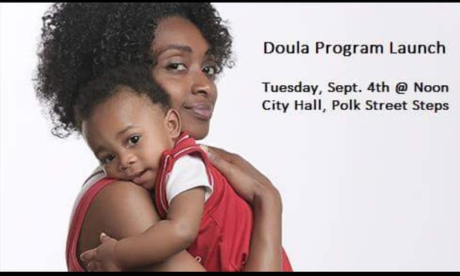 Doula's for SF Low-Income