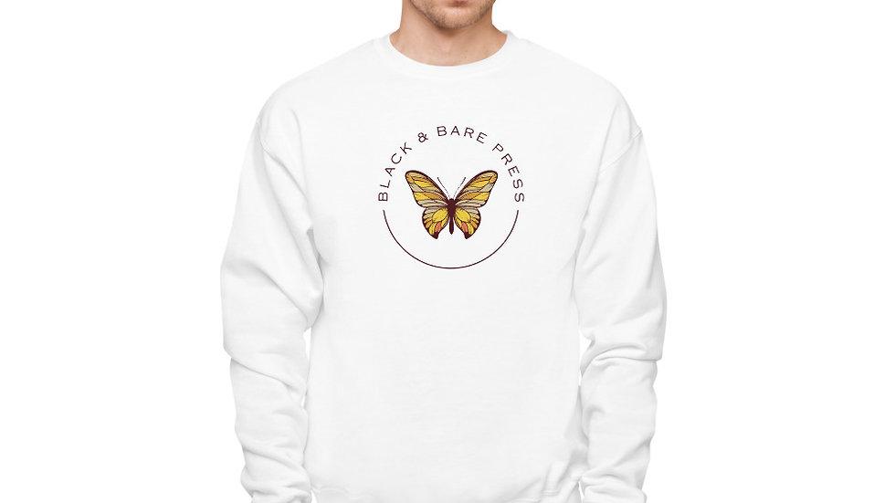 """Black & Bare Logo"" Sweatshirt"