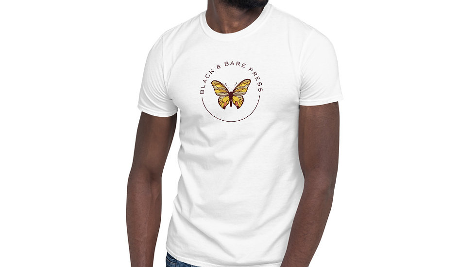 """Black & Bare Logo"" T-Shirt"