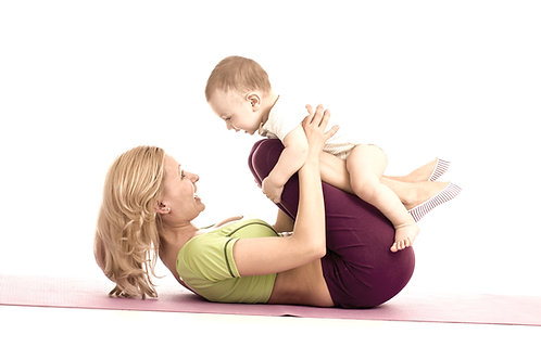 Yoga mamá-bebé