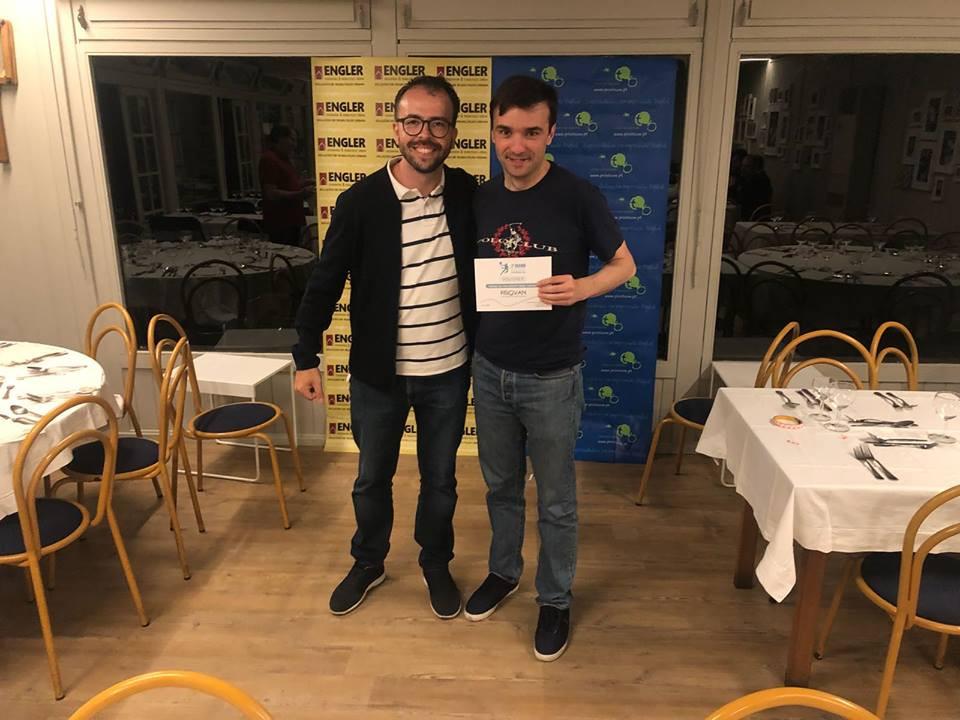 Patrocínio FISIOVAN - Torneio Padel Bolas