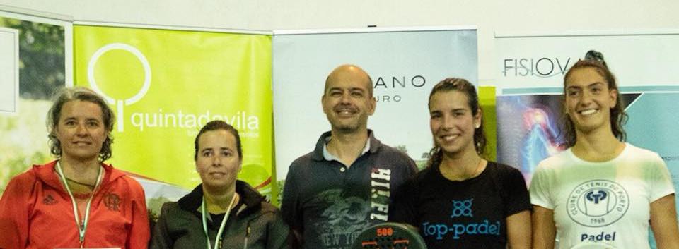 Torneio FISIOVAN - Finalistas
