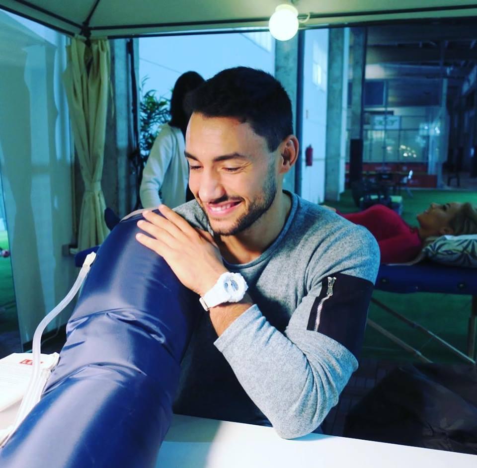 Nuno Jesus - Pressoterapia