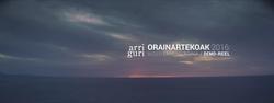 ORAIN ARTEKOAK 2016 SPOT-A