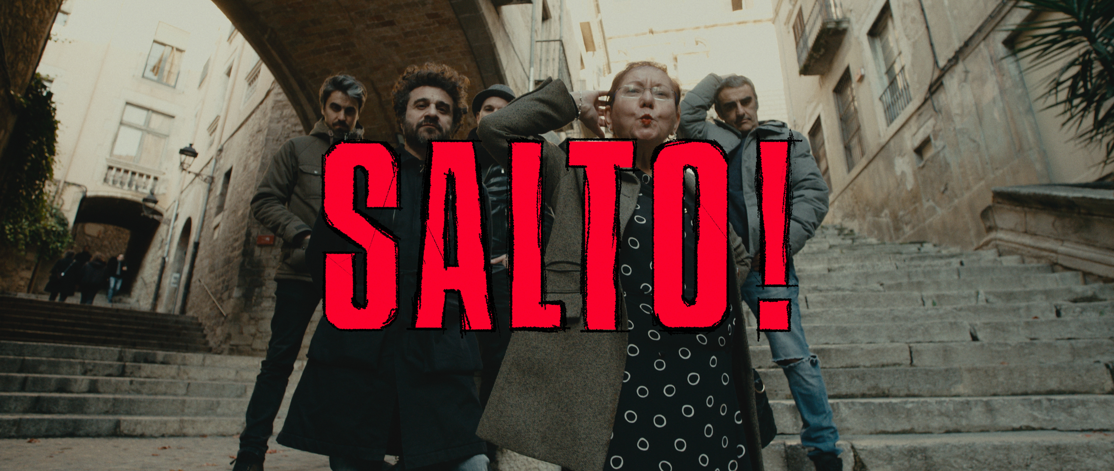 GATIBU - SALTO!