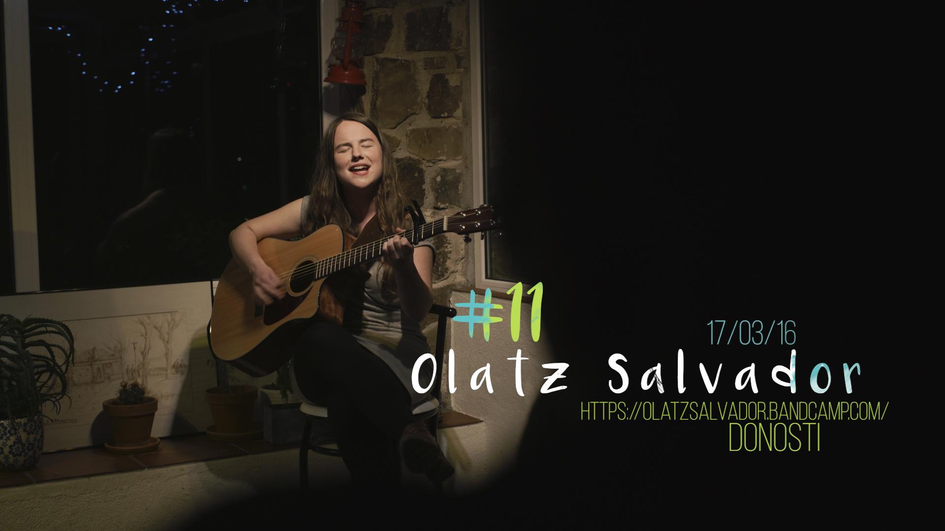 OLATZ SALVADOR - LOKARRIAK