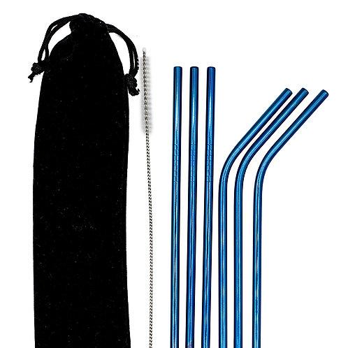 Bombillas Azul Eléctrico 6unid